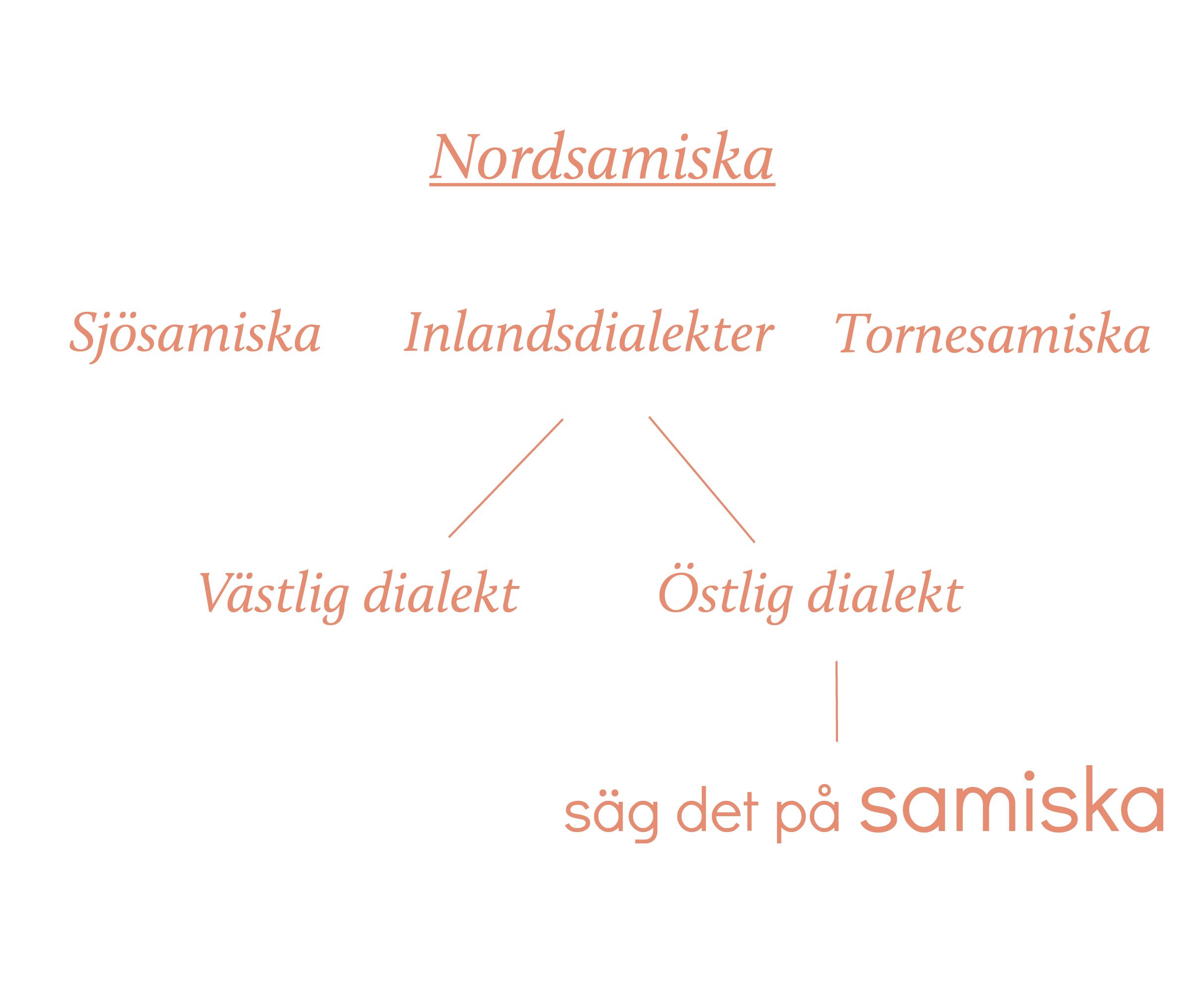 ändelser i svenska språket