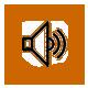 kaiutin josta tulee ääntä | högtalare som ljuder